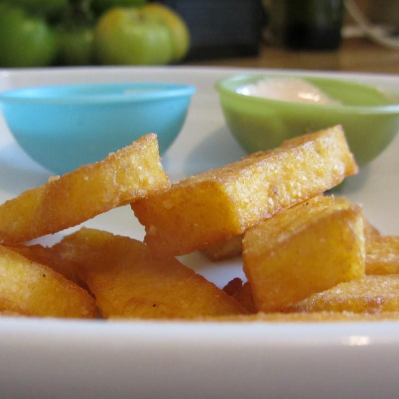 Polenta Fries