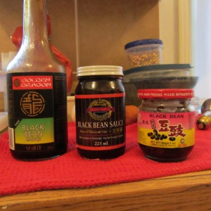 Black Bean Sauces