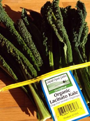 Lacinato Kale, Black Kale
